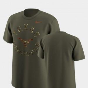 Olive Texas T-Shirt Legend Camo Men's 402369-275