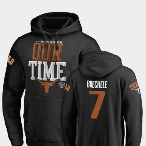 #7 Counter Black 2019 Sugar Bowl Bound For Men Shane Buechele Texas Hoodie 899721-279
